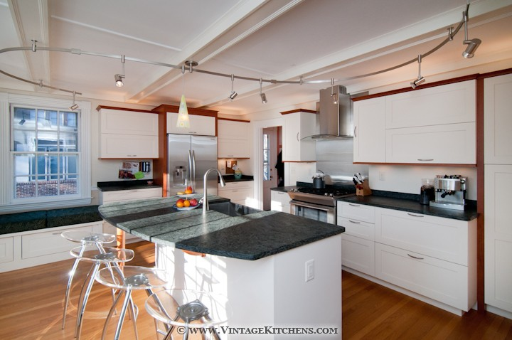 Signature Custom Cabinetry Vintage Kitchens Concord Nh
